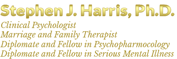 Stephen J. Harris, Ph.D., Logo
